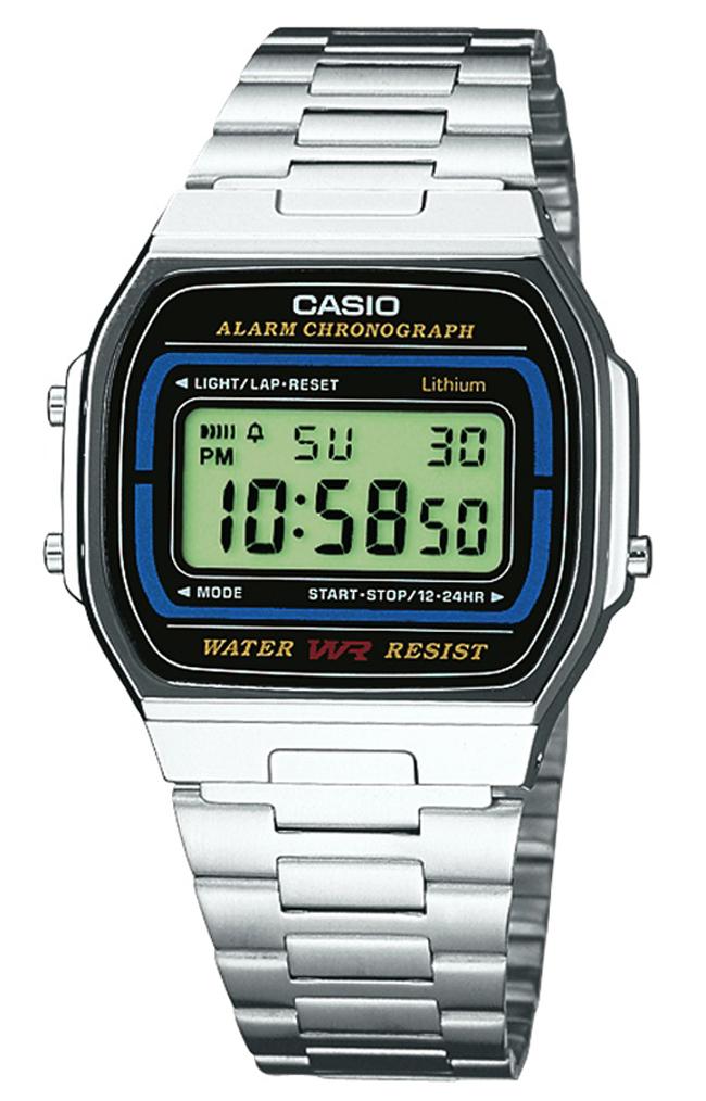 Morgendagens gode gamle tider Casio Classic Retro Silver