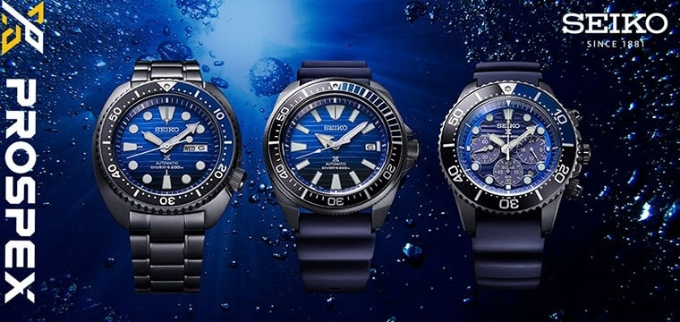 Seiko Save the Ocean